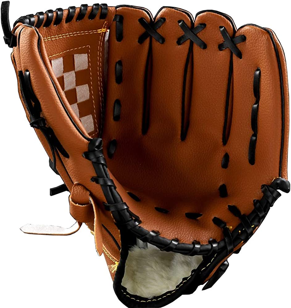 Children,Kids Baseball Fielders Glove Toddler TBall Gloves HAI+ Adult Fit for Beginner or Infielder,Left Hand Glove Softball Mitt Youth