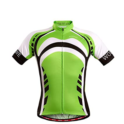 a3c4c18aa 2016 New Wosawe Green Cycling Jerseys Women Outdoor Sports Cycling Maillot  Clothing Ladies Bicycle Racing Short
