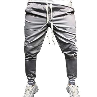 Odot Casual Pantalones Largos Deportivos De Jogging Running para ...