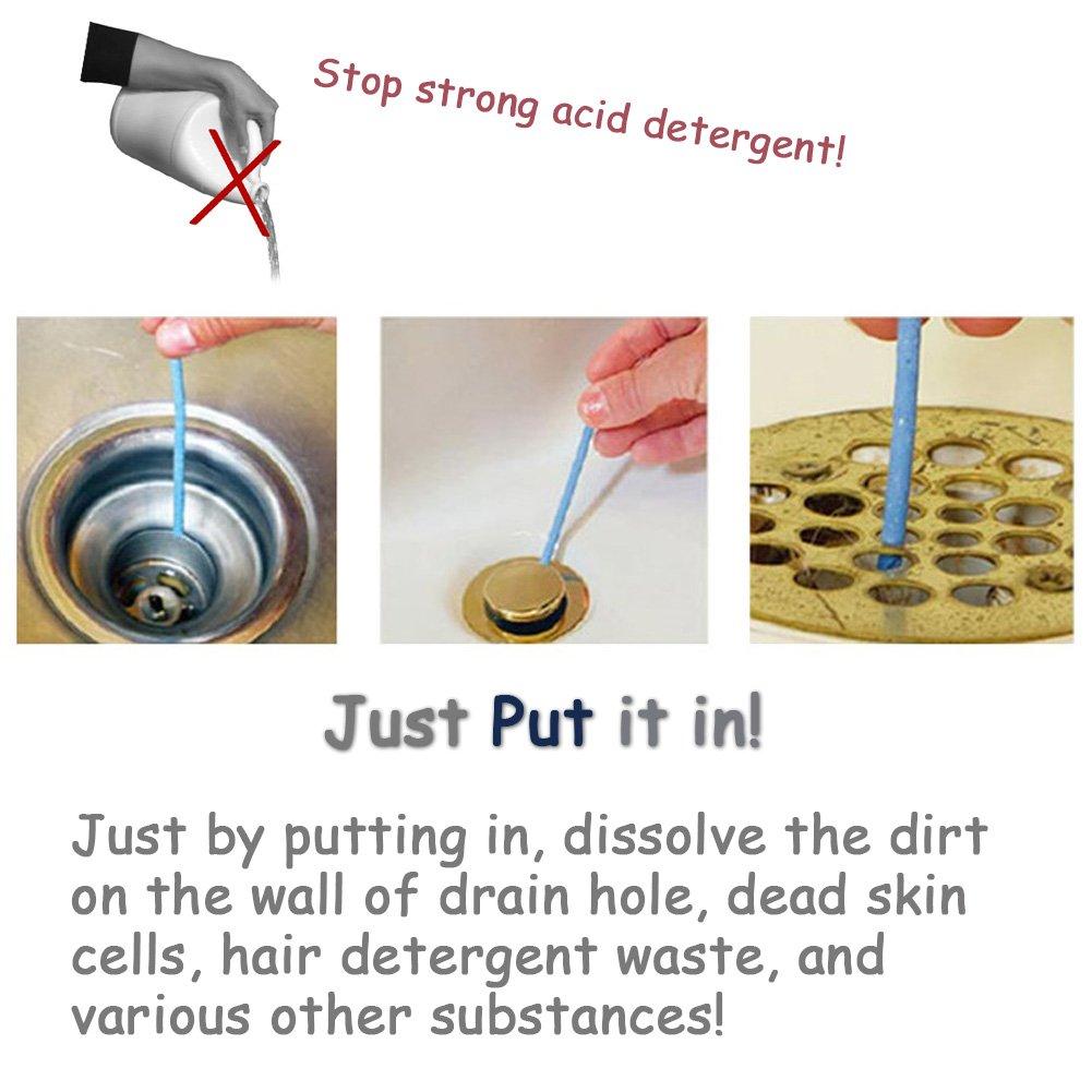 Perfecto fregadero limpiador Stick para agua boquilla de ...