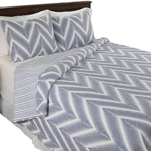 Lavish Home Oriana 2 Piece Quilt Set - Twin