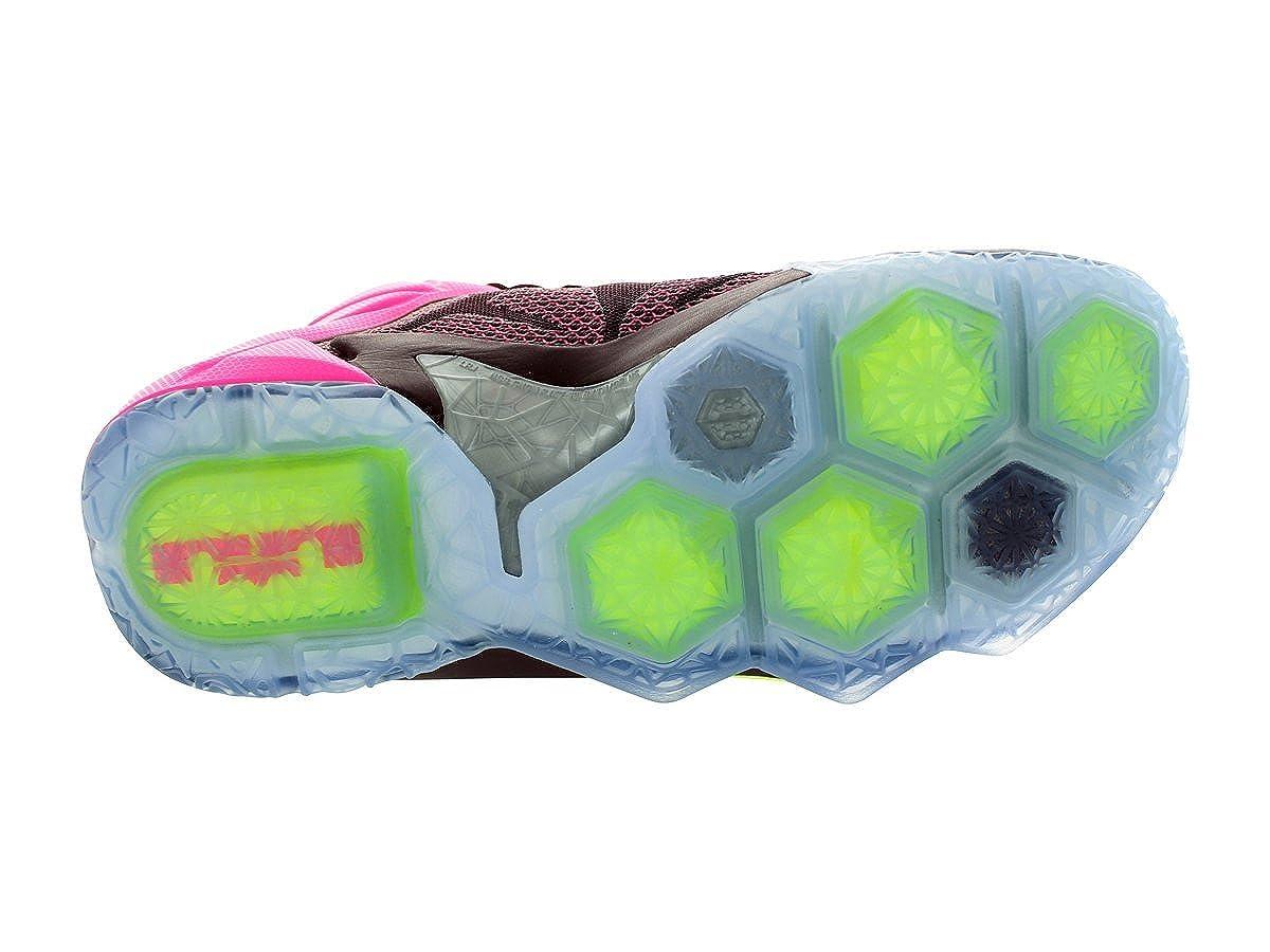 Amazon.com | Nike Lebron XII Mens Basketball Shoes 684593-607 | Basketball