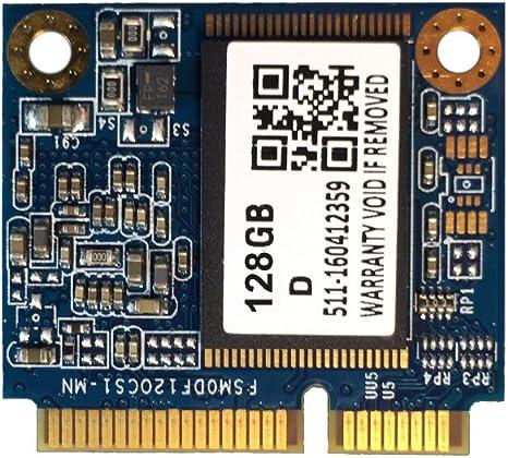 128 GB mSATA Mini (Half Size) SATAIII SSD (Upgrade Versión – más ...