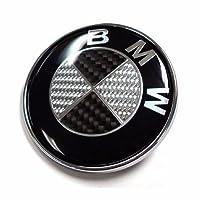 Ersatz Carbon Emblem 82 mm auf der Fronthaube, Logo,Tuning