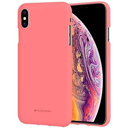 Amazon.com: Funda para iPhone Xs Max [Slim Fit] GOOSPERY ...