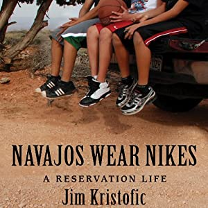 Navajos Wear Nikes Audiobook
