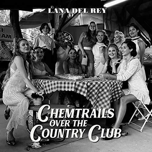 Chemtrails Over the Country Club : Lana Del Rey, Lana Del Rey: Amazon.es:  Música