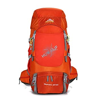 5f652c271b7c ZOUQILAI 70L Hiking Backpack Waterproof Outdoor Backpack Large ...