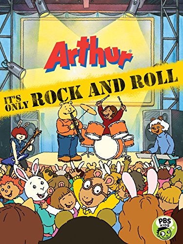 Amazon Com Arthur It S Only Rock And Roll Wgbh