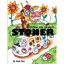 Stoner Coloring Book for Adults vol.3: Coloring book for adults