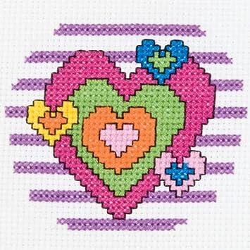 Bucilla 46308E Needle Arts 3 Multicolor