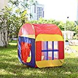 GearBest #2 Kids Foldable Cartoon Tent Large Space Playhouse for Outdoor Indoor Activivties