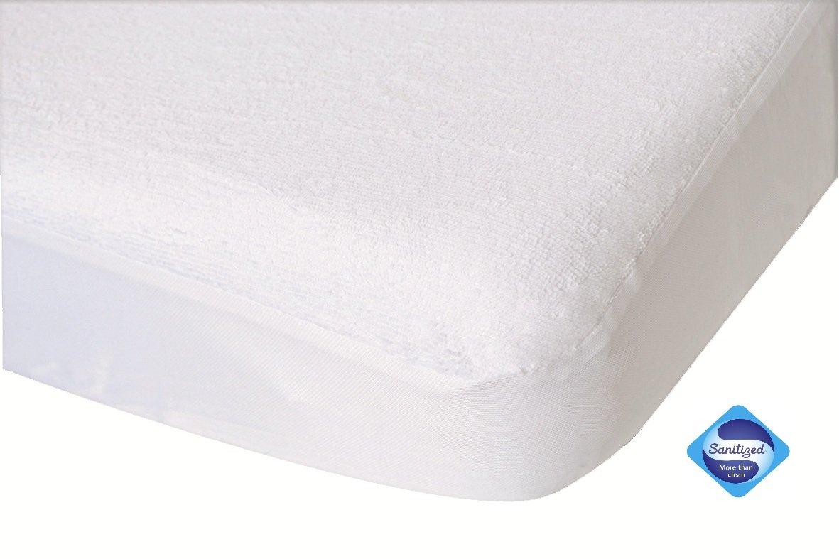 PMP Mattress Protector PVC White 50x 100cm 5000739
