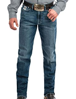 cb670deb46c Amazon.com  Cinch Men s White Label Relaxed Fit Jean  Clothing