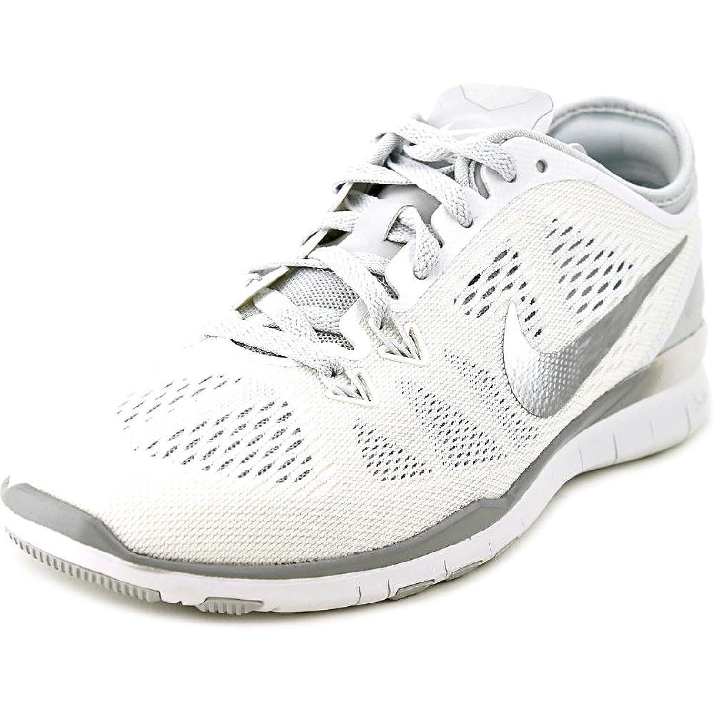 50%OFF Nike Free 5.0 Tr Fit 5 Women US 7.5 White Cross