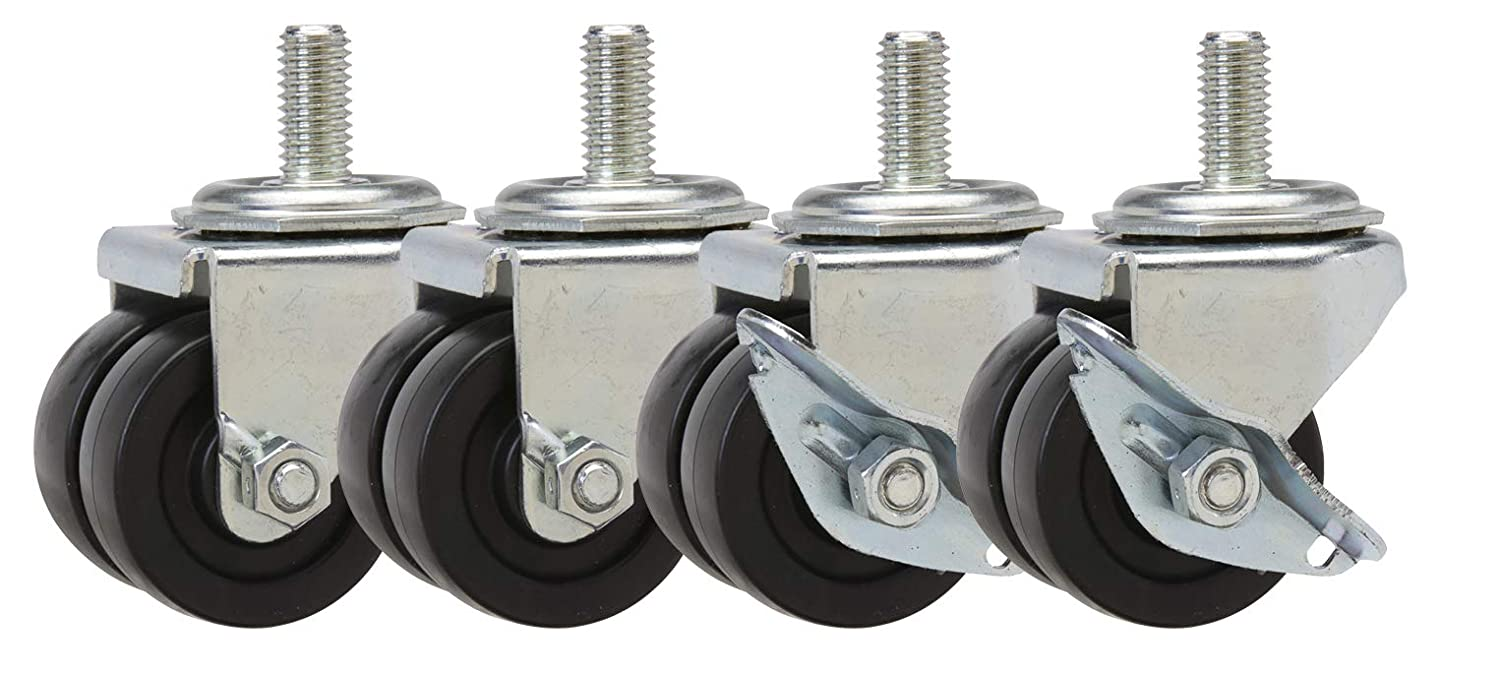 "2"" Caster Set of 4 