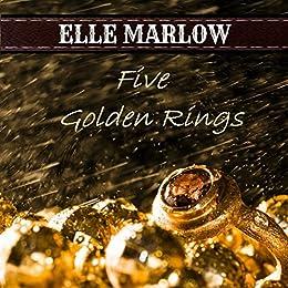 Five Golden Rings by [Marlow, Elle ]