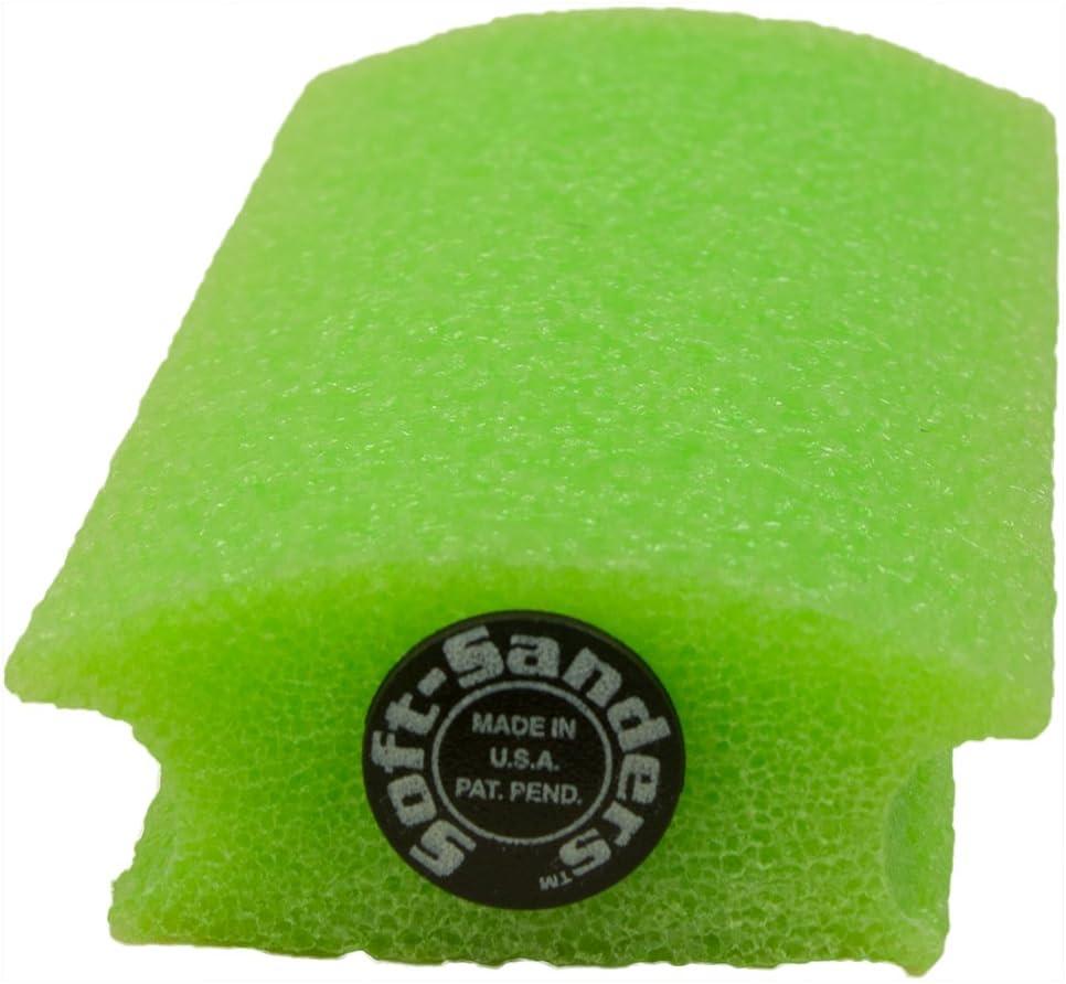 pack of 6 5  Soft Sanders Bodywork Foam Blocks