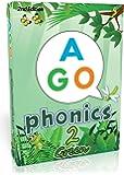 AGO フォニックス グリーン レベル2 第2版 英語 カードゲーム