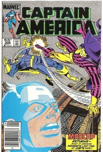 cap marvel comics - 9