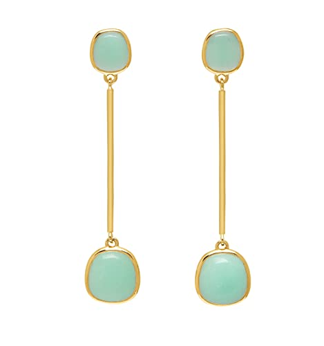 Lola Rose Women Green Coral Dangle and Drop Earrings 698009 L8AqyMQiLl