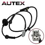 AUTEX 1pc ABS Wheel Speed Sensor Front Left ALS1676 47911ZM00A 5S11231 SU12684 compatible with 2006 2007 2008 2009 Nissan Quest 3.5L 06 07 08 09 Nissan Quest 3.5L