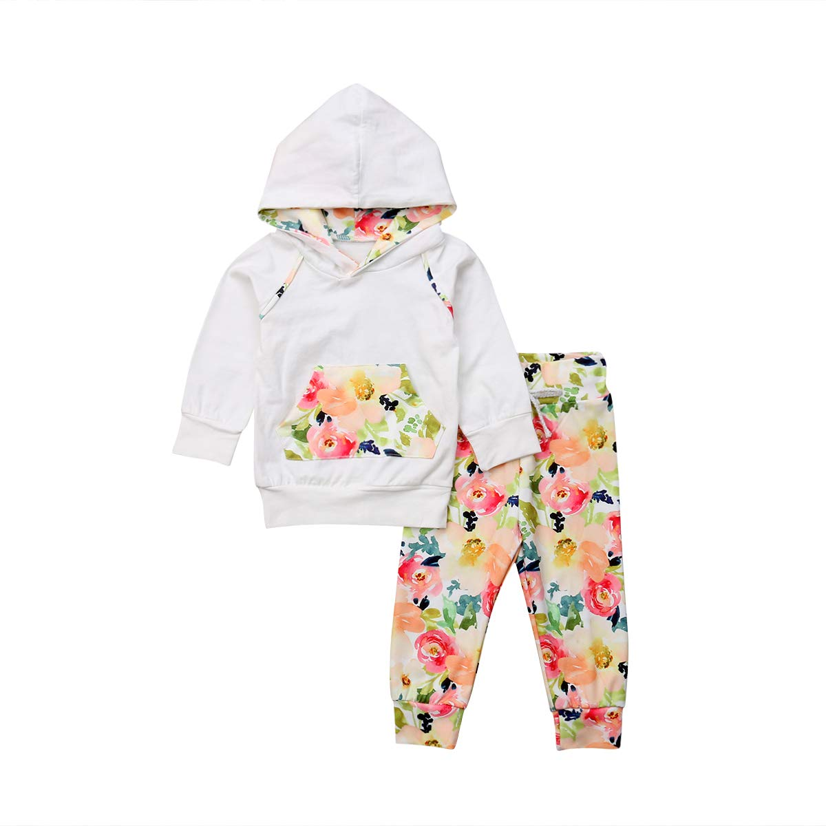 XARAZA Baby Boy Girl Long Sleeve Hoodie Jacket Romper Dinosaur Jumpsuit Outfits