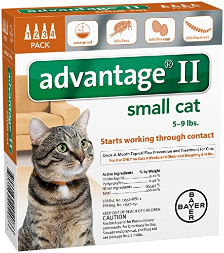 Bayer Animal Health Advantage 4 Pack