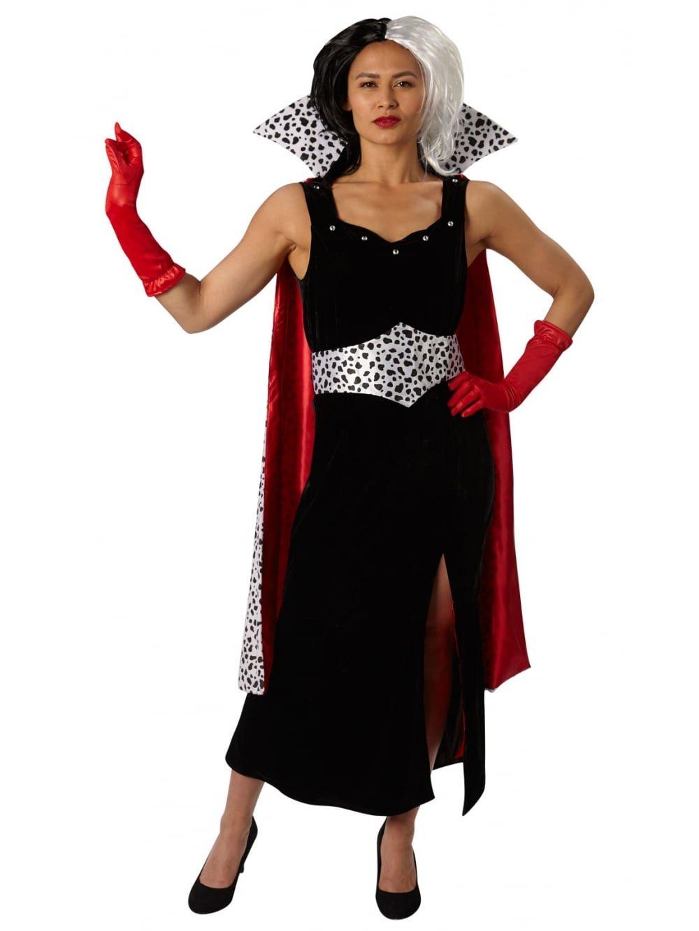 Grand Heritage - Disfraz Cruella De Vil Ad