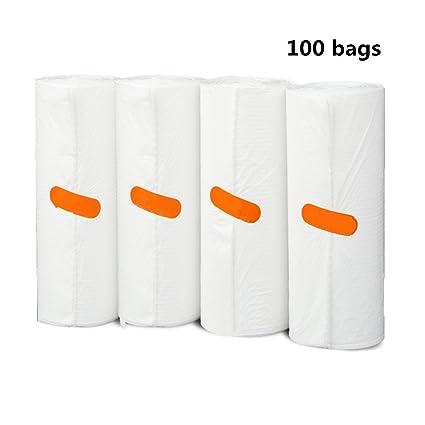 Bolsas de basura biodegradable, bolsas de basura para el ...