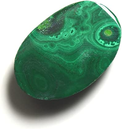 28X21X6 mm R-1321 Stunning A One Quality 100/% Natural Malachite Oval Shape Cabochon Loose Gemstone For Making Jewelry 43.5 Ct
