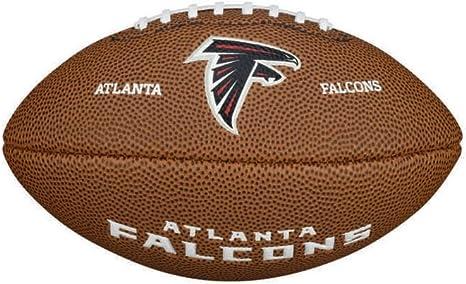 Wilson Atlanta Falcons NFL Mini Fútbol Americano: Amazon.es ...