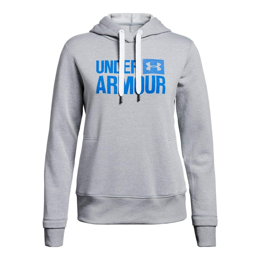 Under Armour UA Threadborne Fleece SM Steel Light Heather