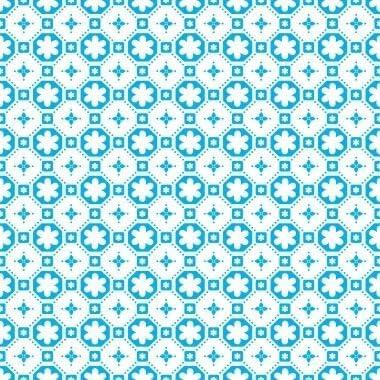 Vinyl Rose des Vents Bodenbelag blau Vinyl Boden Fliesen
