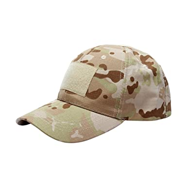 34da70e1b27 Image Unavailable. Image not available for. Color  hewantiey Baseball Hat  Fashion Military Style Army Cap ...