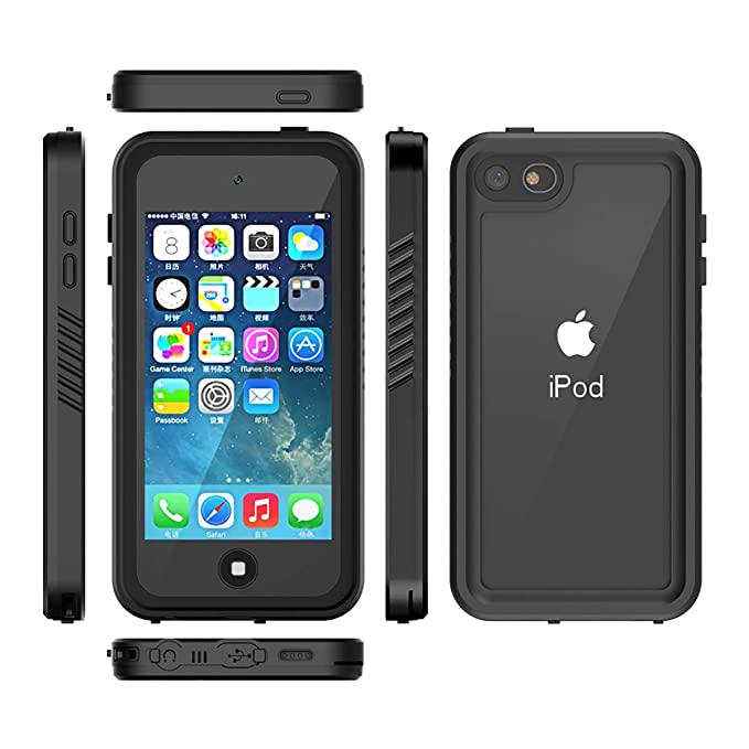 FugouSell - Carcasa Impermeable para iPod Touch 5 6 ...