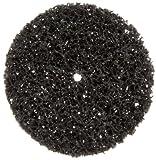 Scotch-Brite(TM) Clean and Strip Disc, Silicon Carbide, 4 Diameter, 1/4 Center Hole Diameter, Extra Coarse Grit  (Pack of 25)