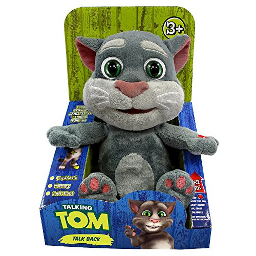 Talking Tom - Repeats What You Say