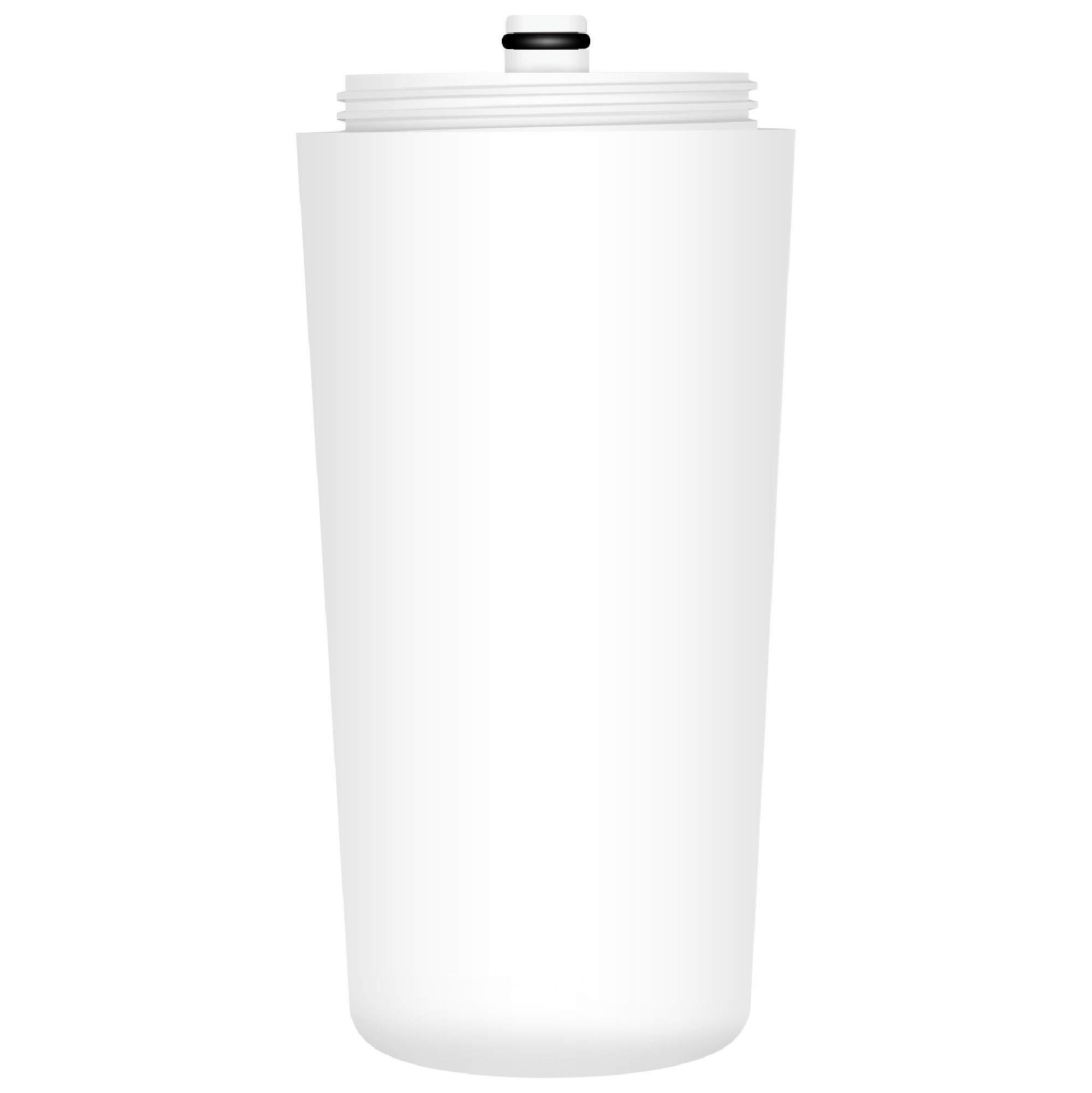 AQUACREST AQ 4125 Shower Water Filter, Compatible with Aquasana AQ 4125, AQ-4100, AQ-4100NSH, AQ-4105, Jonathan Product Beauty Shower Filter, with Advanced KDF Filtration Material by AQUA CREST