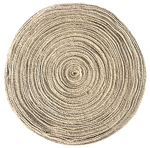 2 Inch Burlap Ribbon by the Roll. 50