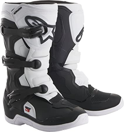 ec46d45a30a3 Amazon.com  Alpinestars Tech 3S Youth Motocross Off-Road Motorcycle Boots