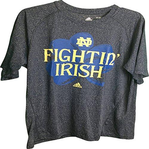 Notre dame fighting irish dri fit shirt fighting irish for Notre dame golf shirts