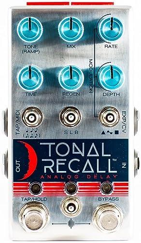 Chase Bliss Audio Tonal Recall Delay