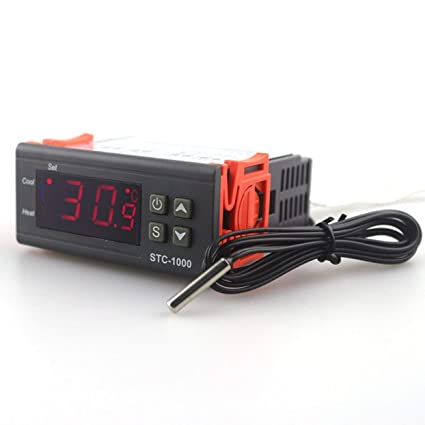 Tellaboull for STC-1000 Termostato Digital Incubadora ...