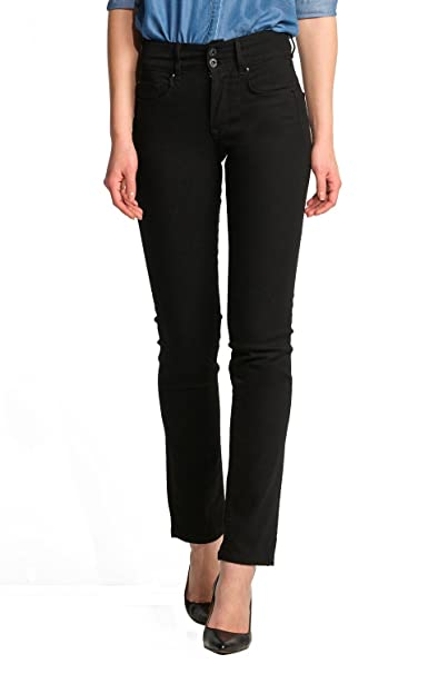 SALSA Jeans Push in Secret negro True Black: Amazon.es: Ropa ...