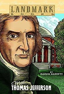 Meet Thomas Jefferson (Landmark Books) (0375812113) | Amazon price tracker / tracking, Amazon price history charts, Amazon price watches, Amazon price drop alerts