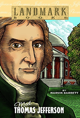 Meet Thomas Jefferson (Landmark Books) from Random House Books for Young Readers