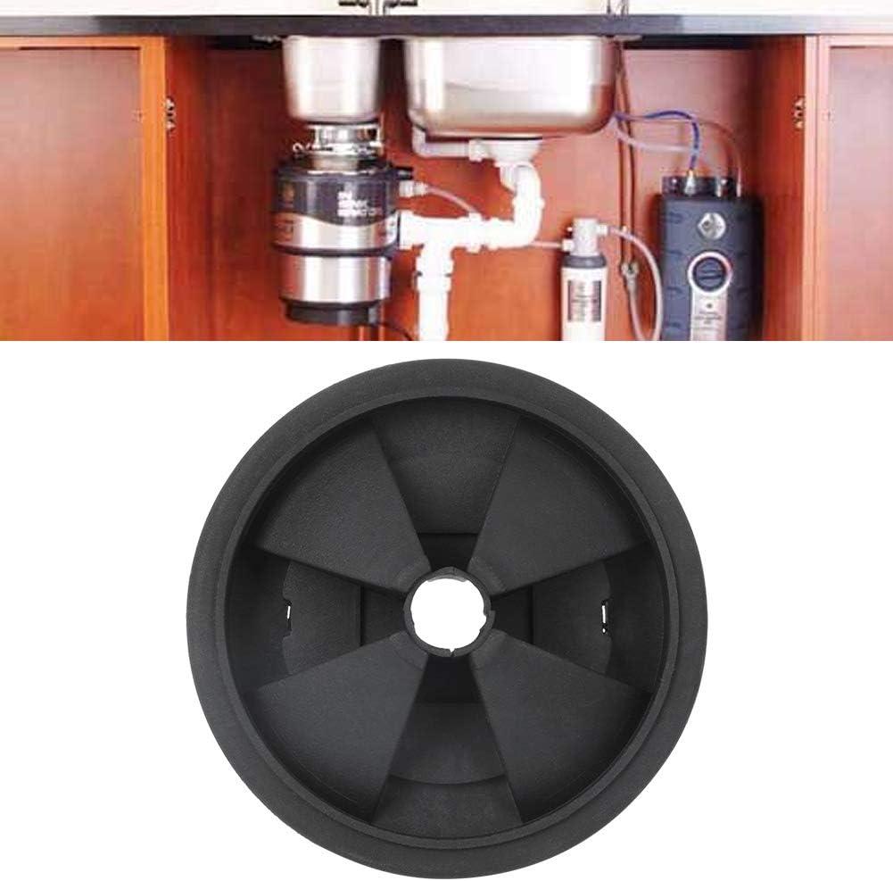 couvercle anti-/éclaboussures de broyeur de d/échets en Silicone adapt/é /à In-Sink-Erator 87 mm de diam/&egrav D/éflecteur d/évier de plaque d/éclaboussure d/élimination des d/échets 2 pi/èces