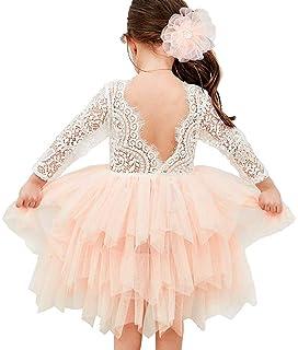 bb3c329b0ed3 Amazon.com  FOCUSNORM Baby Girls Dress