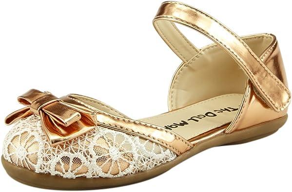 Shoes Closed Toe Lace Sandal
